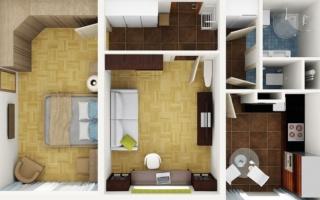 ремонт двух комнатной квартиры